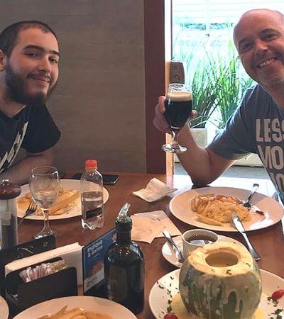 O que podemos aprender com o pedido de socorro do filho de Alex Escobar nas redes