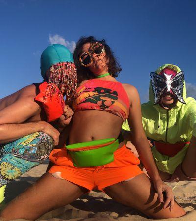 Banda SAUNA lança clipe em crítica à infantilização da vagina