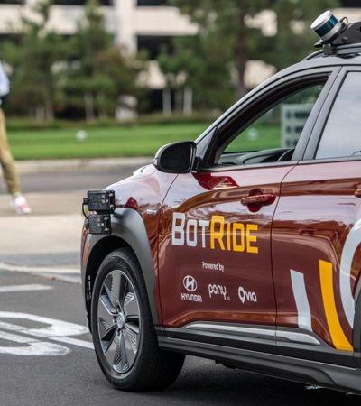 Hyundai pretende lançar serviço de táxi robô gratuito ainda este ano