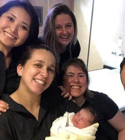 Em parto inusitado, bebê nasce em motel que cobra multa por orgia dos pais