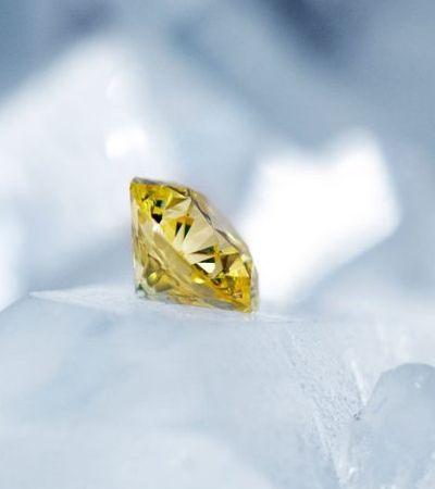 Campanha quer tornar um diamante feito de cabelo e símbolo de luta no mais valioso do mundo