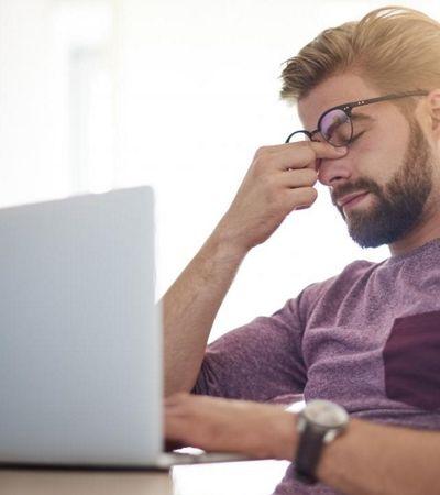 O que é a falsa miopia causada por uso excessivo de celular e computadores