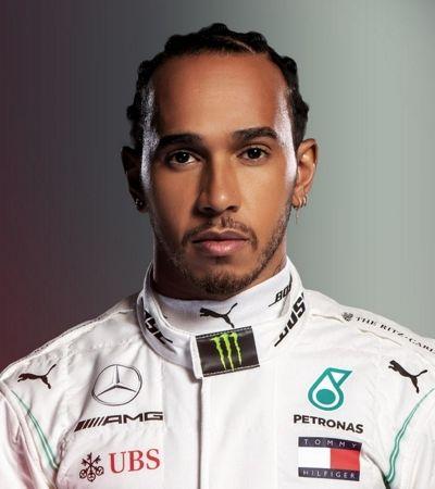 Vegano, Hamilton questiona emissões de carbono da F1 em entrevista ao UOL