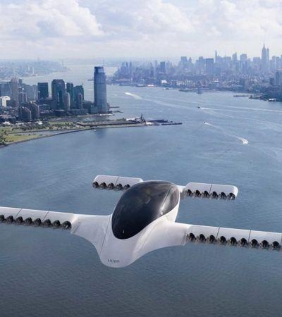 Primeiro carro voador deve ser lançado em 2025