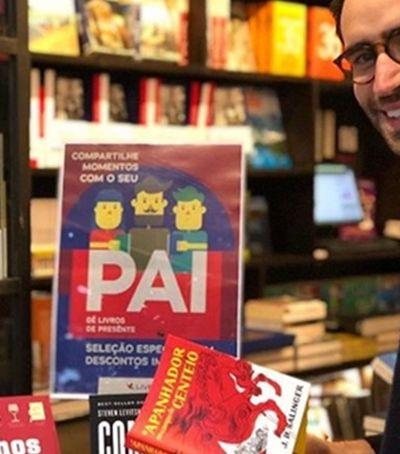 Pedro Pacífico, do 'Bookster', indica livros para manter a saúde mental