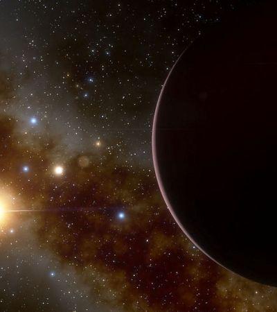 Cientistas descobrem planeta gigante que não deveria existir e desafia leis da astrofísica