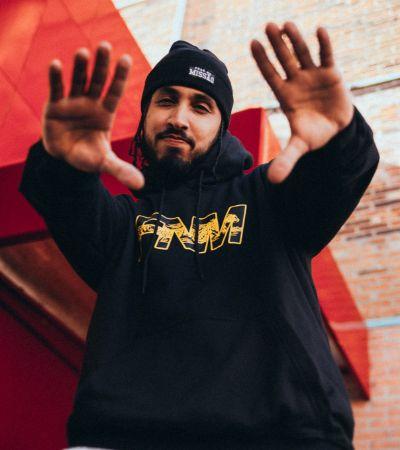 Rashid lança 'Tão Real' em temporadas em um mix de audiovisual e música