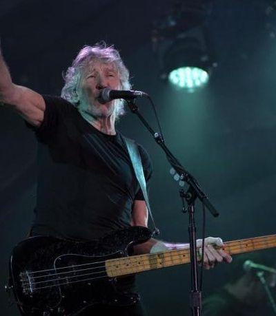 'O poder está fazendo com que as pessoas normais estejam em guerra', diz Roger Waters ao lançar doc