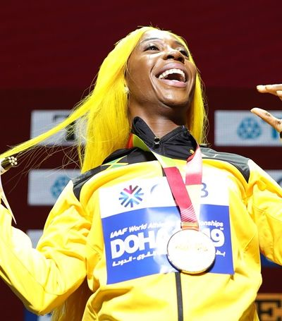 Quem é Shelly-Ann-Fisher, a jamaicana que fez Bolt comer poeira