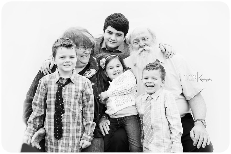 amor netos e avós 1
