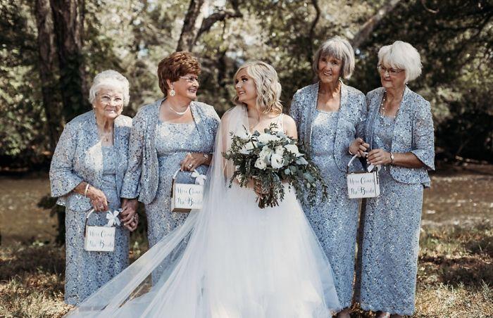 avós madrinhas de casamento 2