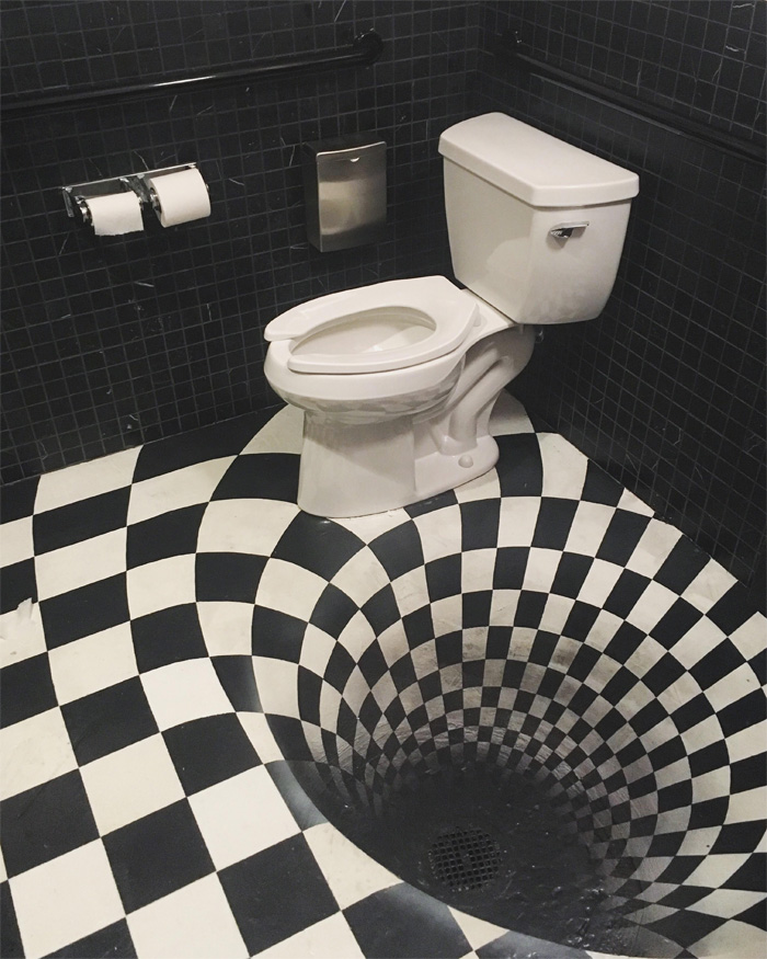 banheiros bizarros facebook 1