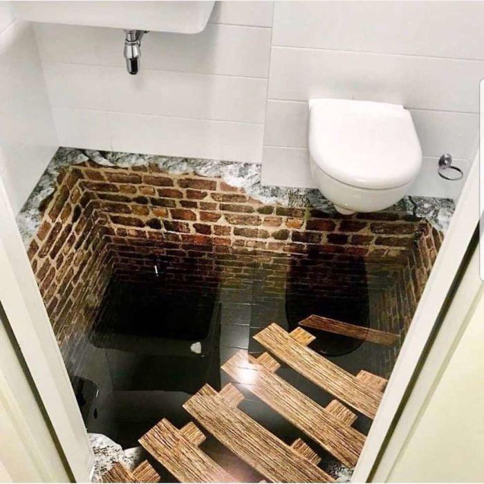 banheiros bizarros facebook 2