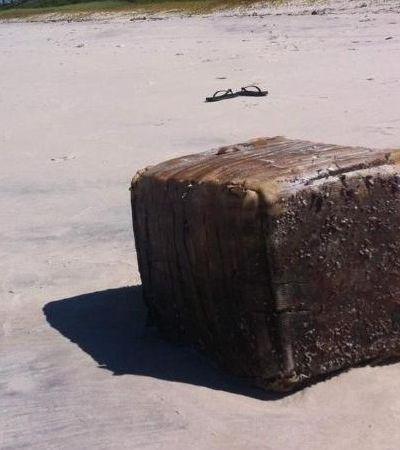 Óleo misterioso em praias leva a solução de enigma de caixas que surgiram no litoral do Nordeste