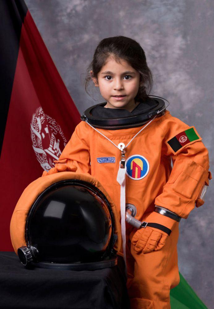 crianças astronautas 1