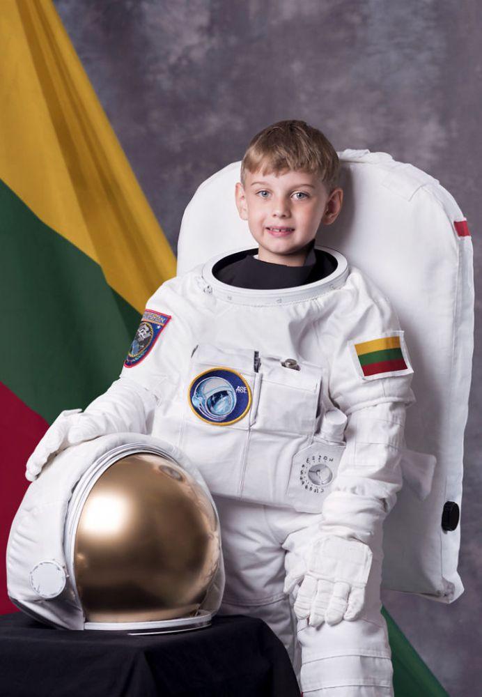 crianças astronautas 2