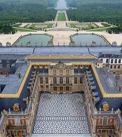 Exposição virtual permite visitar Palácio de Versalhes sem sair de casa