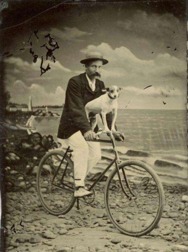 fotos vintage homens e cães 1fotos vintage homens e cães 1