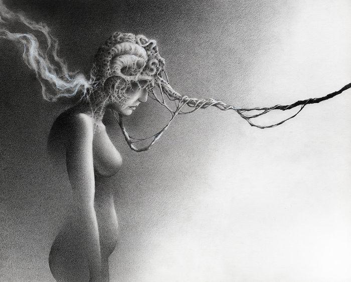 ilustrações ansiedade 1