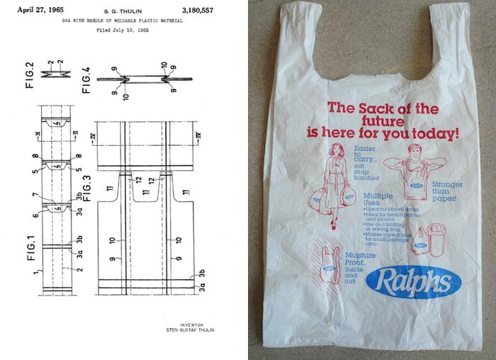 origem dos sacos plásticos 1