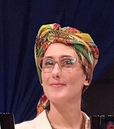 Paola Carosella detona homem que chamou modelo de 'gorda' no Twitter