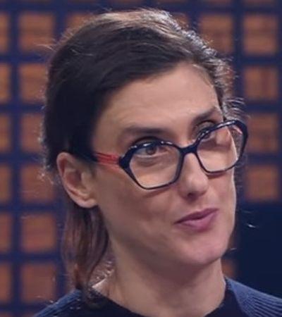 Paola Carosella reage ao cheesecake derretido em pleno 'MasterChef'