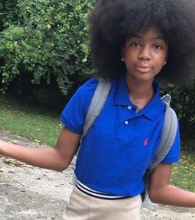 Black power: alvo de racismo por causa de cabelo, jovem dá resposta inspiradora