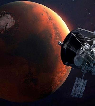 NASA grava e compartilha os misteriosos sons de Marte; escute o planeta vermelho