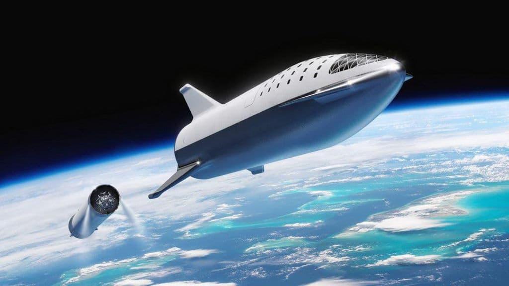 space x viagem marte 3