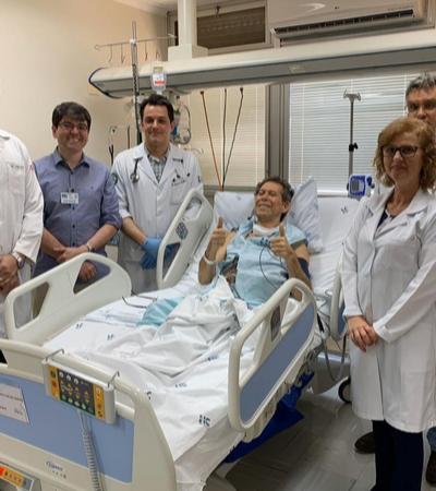 Imagens mostram regressão de câncer terminal após terapia pioneira no Brasil