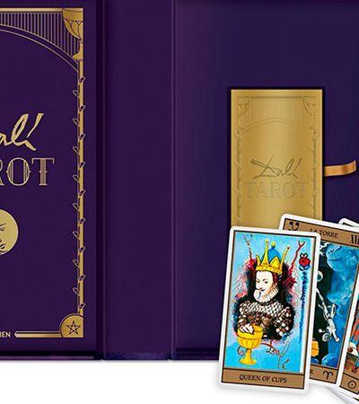 Tarô surrealista de Salvador Dalí criado nos anos 1970 será relançado em baralho completo