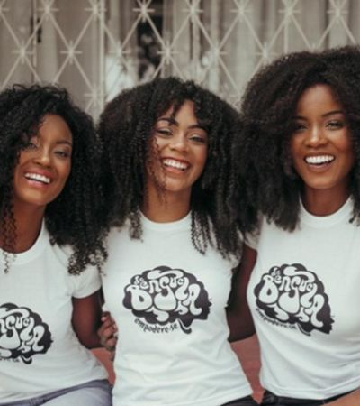 Inspirada em rainha negra brasileira, marca é 1ª a oferecer texturas de alongamento para cabelos crespos