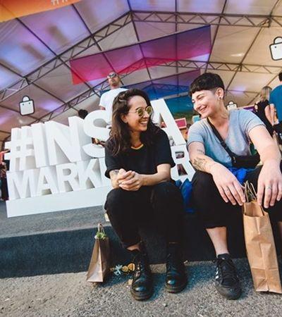 Ideias feitas de verdades: feira do Instagram celebra empreendedorismo no Brasil