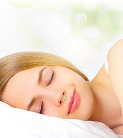 Dilatador nasal quer acabar com as tretas de casais por causa do ronco, entre outros benefícios