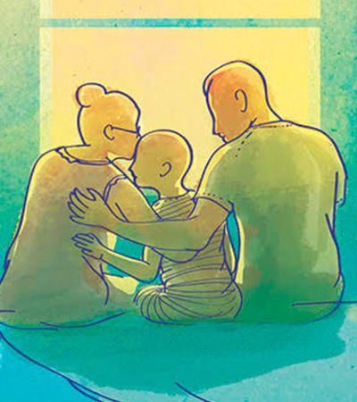 Livro apresenta 'medicina da imaginação' no auxílio ao tratamento do câncer infantil