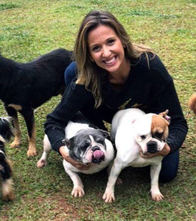 Luisa Mell diz que não haveria fome no mundo se as pessoas fossem veganas
