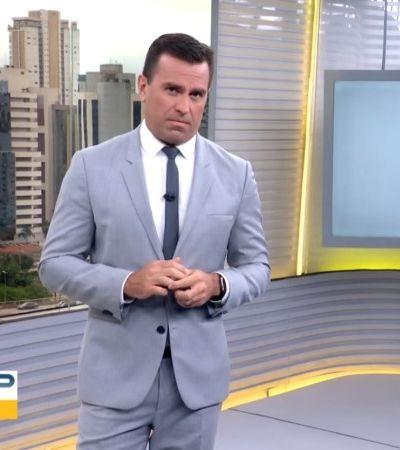 Bocardi perde a linha ao vivo com fala preconceituosa de entrevistada