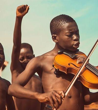 Inspirado em Bob Marley, fotógrafo de Gana é autor da melhor foto do ano
