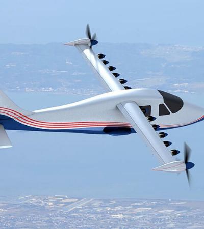 Nasa desenvolve primeiro avião elétrico da história