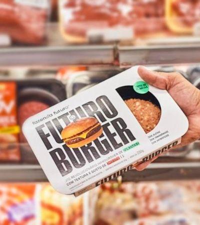Carne moída sem ingredientes animais lançada pela Fazenda Futuro chega aos mercados