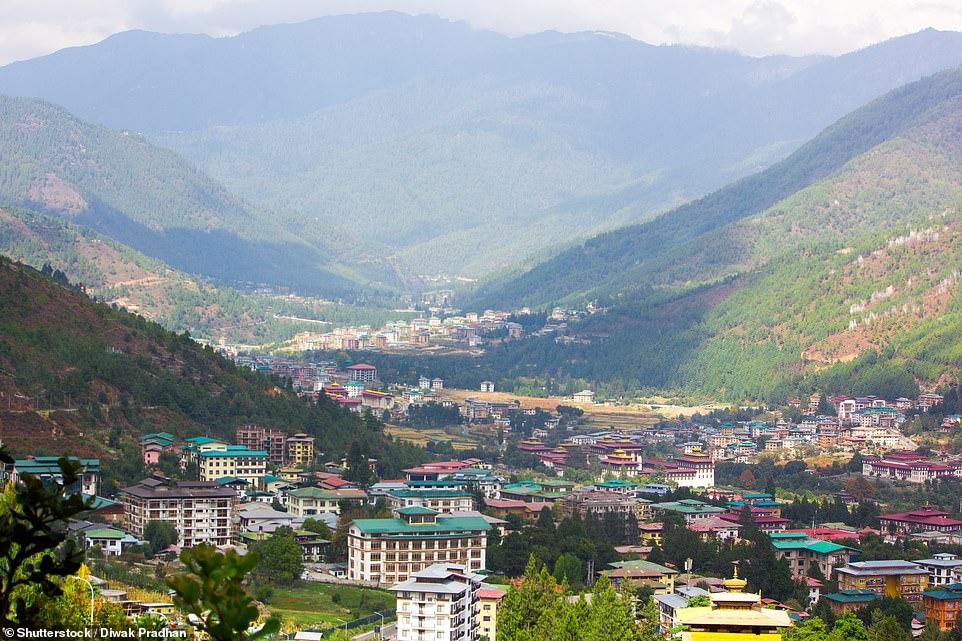 butão país visitar 2020 2