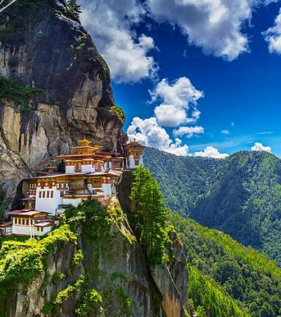 Butão: o 'país mais feliz do mundo' é eleito o 'melhor lugar para visitar em 2020'