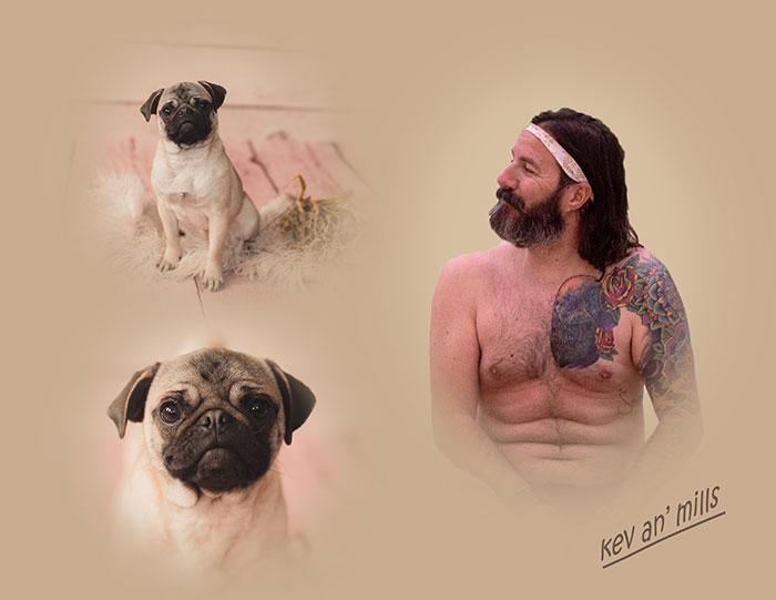 calendário hilário pais e cachorros 10