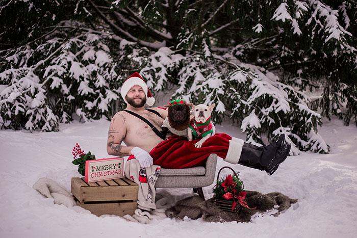 calendário hilário pais e cachorros 12