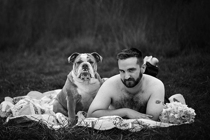 calendário hilário pais e cachorros 7