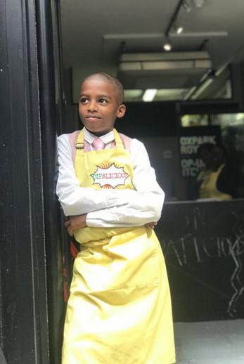 chef de 11 anos vegano 4