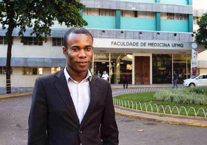 congolês prêmio malária 1