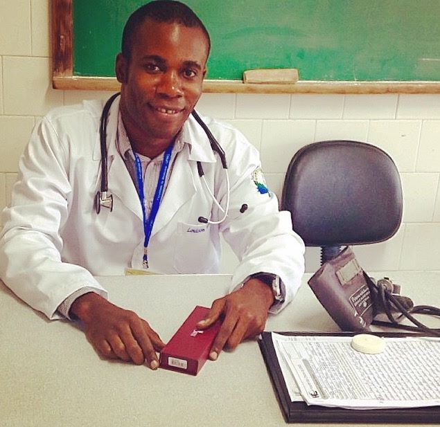 congolês prêmio malária 2