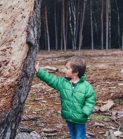 Benefícios do contato com a natureza para crianças é mapeado em estudo