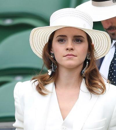 'Eu chamo isso de parceria própria': Emma Watson rebate pressão para casar e ter filhos aos 30